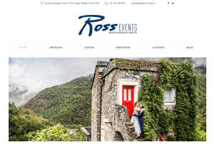 ROSSEVENTS - Wedding e Events Planner